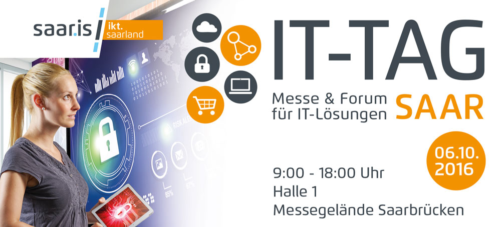 IT -TAG Messe & Forum für IT-Lösungen
